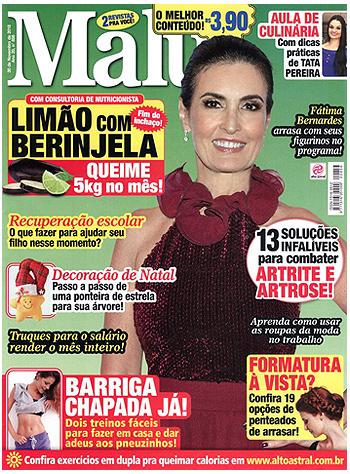 Revista Malu - Edição Novembro 2018